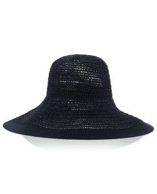 Grand chapeau en chanvre GREVI