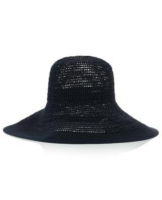 Large hat in hemp GREVI