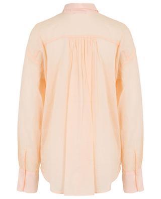 Lightweight cotton and silk shirt FORTE FORTE