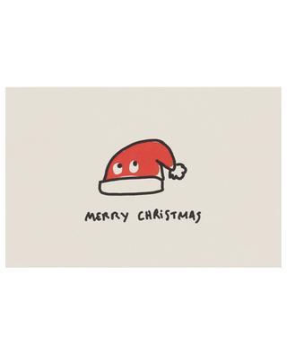 Merry Christmas mini post card MATHILDE CABANAS