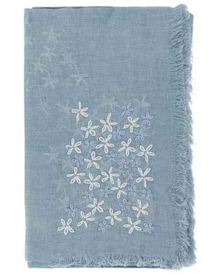 Vasco linen shawl GAYNOR
