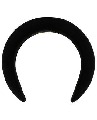 Padded velvet headband MARZOLINE MILANO