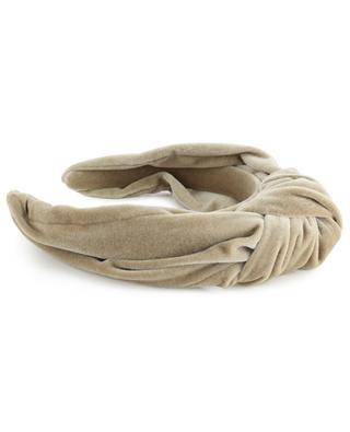 Velvet knot headband MARZOLINE MILANO