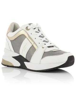 Ledersneakers mit Keilabsatz KURT GEIGER LONDON
