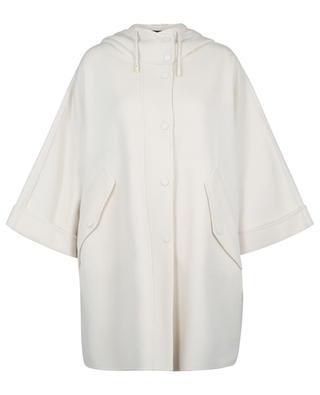 Cera hooded wool pea coat WEEKEND MAXMARA