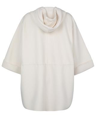 Manteau caban à capuche en laine Cera WEEKEND MAXMARA