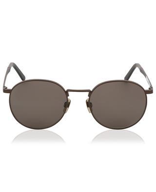 The Voyager round metal sunglasses VIU