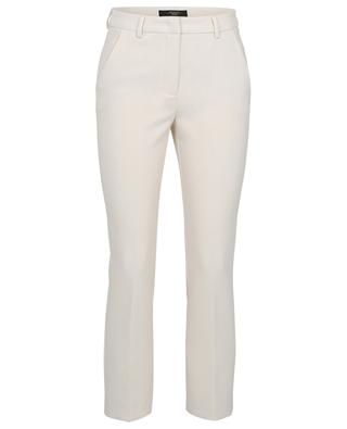 Opaco high-rise cigaret trousers WEEKEND MAXMARA