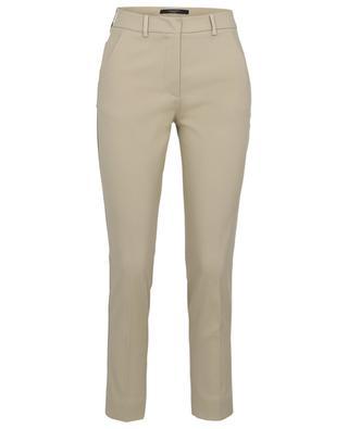 FITW13 Legenda cotton cigaret trousers WEEKEND MAXMARA