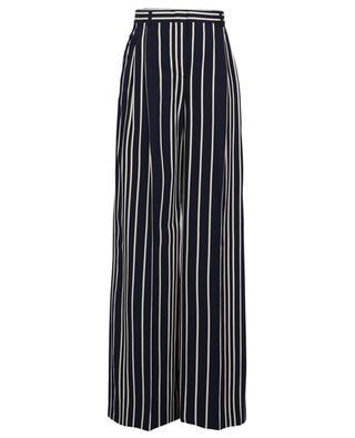 Legenda striped high-rise wide-leg trousers WEEKEND MAXMARA
