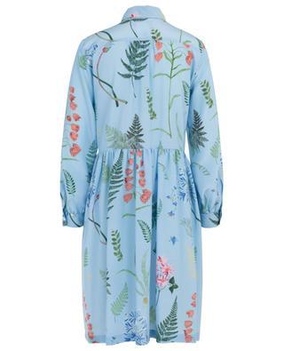 Geblümtes Kleid aus Seide Acerbi WEEKEND MAXMARA