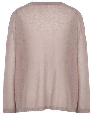 Pontida mohair and wool blend round neck jumper WEEKEND MAXMARA