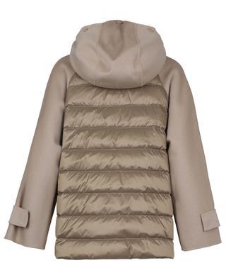 Palos short material blend coat WEEKEND MAXMARA
