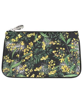 Lily Mimosa printed zippered pouch FONFIQUE