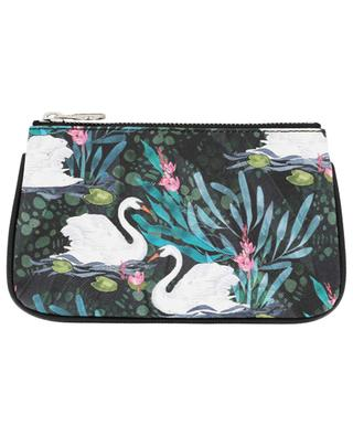 Lily Swan zippered printed pouch FONFIQUE