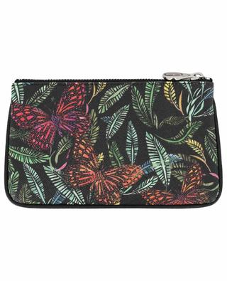 Lily Botanicals zippered printed pouch FONFIQUE