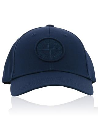 Cotton baseball cap with wind rose embroidery STONE ISLAND