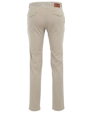 House cotton stretch trousers PT TORINO DENIM