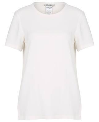 T-Shirt aus Crêpe Rosanna 'S MAXMARA