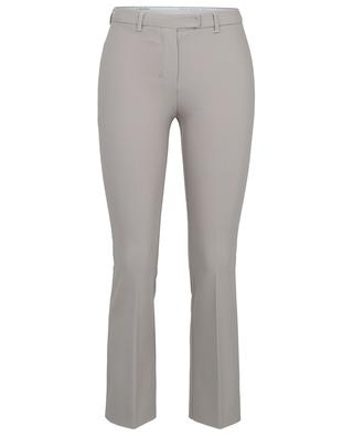 Colbert slim fit twill trousers 'S MAXMARA