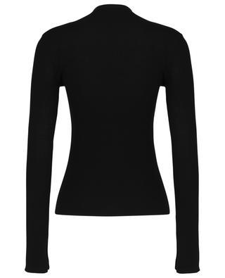 Dindy thin sheath jumper with mock neck 'S MAXMARA