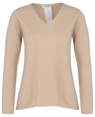 Zambra thin V-neck jumper in cashmere 'S MAXMARA