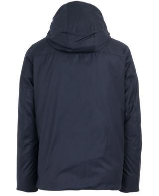 Mountain Jacket virgin wool and silk parka WOOLRICH