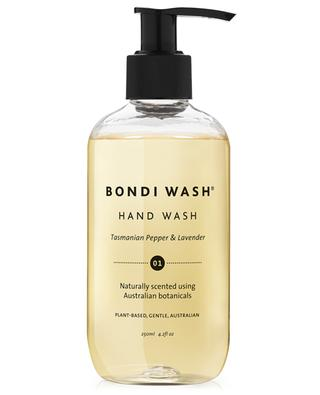 Tasmanian Pepper & Lavender hand wash - 250 ml BONDI WASH