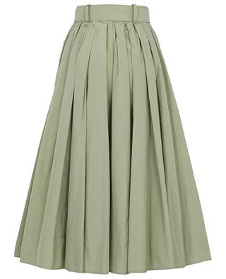 Cinese flared trench spirit long skirt MAX MARA