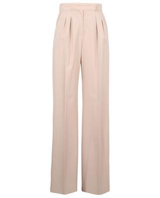 Bonn wide-leg waistband tuck trousers MAX MARA