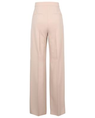 Pantalon à pinces large en laine Bonn MAX MARA