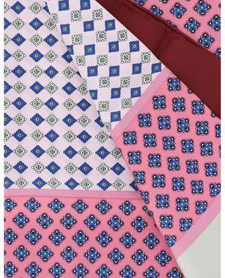 Quadratisches Seidentuch mit Print Perugia WEEKEND MAXMARA
