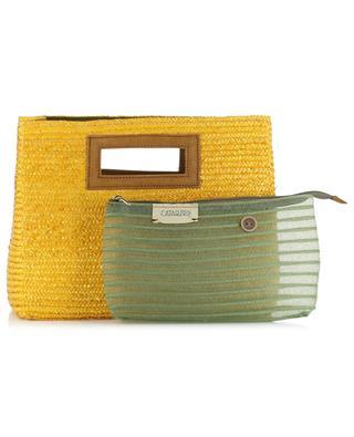Straw handbag with pouch CATARZ 1910