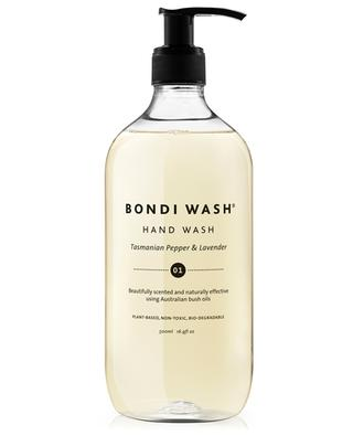 Tasmanian Pepper & Lavender hand wash - 500 ml BONDI WASH
