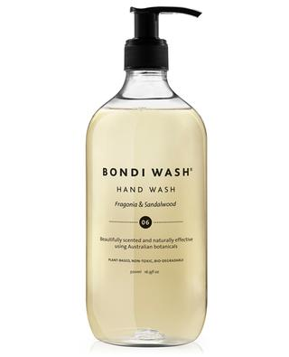 Fragonia & Sandalwood hand wash - 500 ml BONDI WASH
