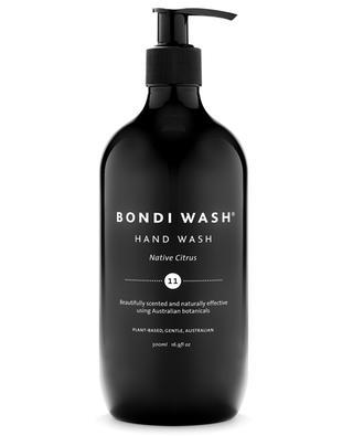 Native Citrus hand wash - 500 ml BONDI WASH