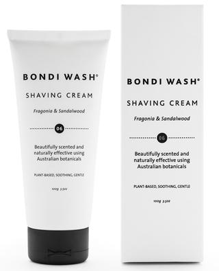 Fragonia & Sandalwood shaving cream BONDI WASH
