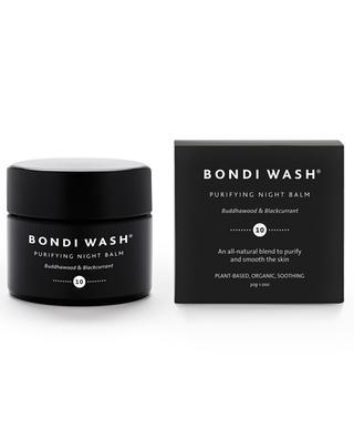 Baume purifiant pour la nuit Buddhawood & Blackcurrant BONDI WASH