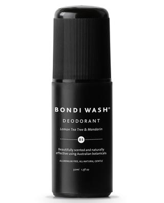Deodorant Lemon Tea Tree & Mandarin BONDI WASH