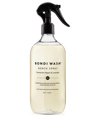 Tasmanian Pepper & Lavender bench spray BONDI WASH