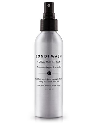 Spray für Yogamatten Tasmanian Pepper & Lavender BONDI WASH