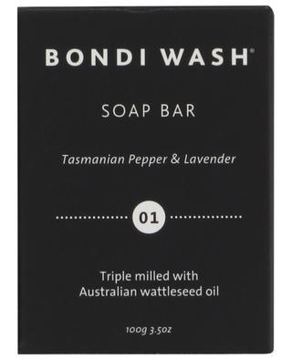 Seifenriegel Tasmanian Pepper & Lavender BONDI WASH