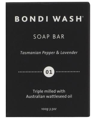 Tasmanian Pepper & Lavender soap bar BONDI WASH