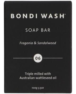 Fragonia & Sandalwood soap bar BONDI WASH