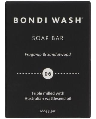 Fragonia & Sandalwood soap bar BONDI WASH