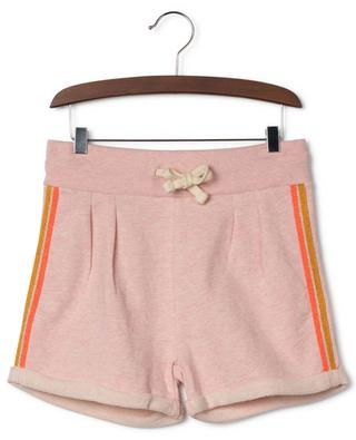 Sweat-Shorts mit Strickstreifen Lulu AO76