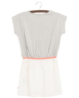 Mini-robe sans manches avec étoiles AO76