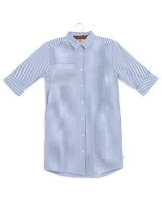 Robe chemise rayée Oceana AO76
