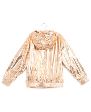 Copper zip up jacket AO76