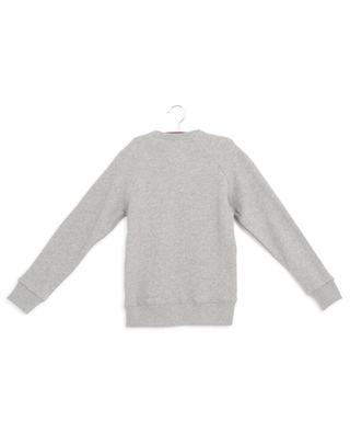 Sweat-shirt en coton A AO76